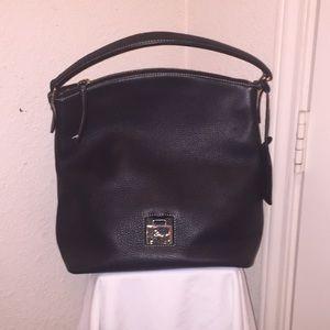 Dooney & Bourke Leather Sac Shoulder Bag